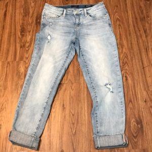 KAARI blue Skinny Jeans Size Medium